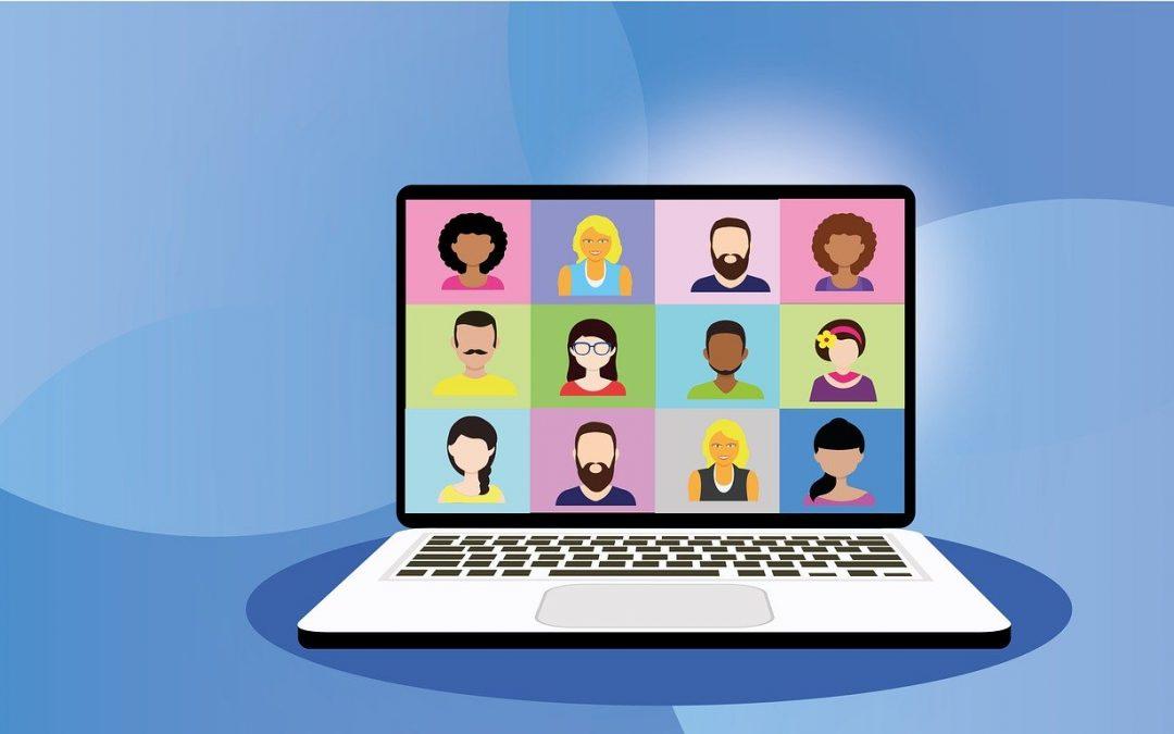 Dolmetschen in virtuellen Meetings und Konferenzen